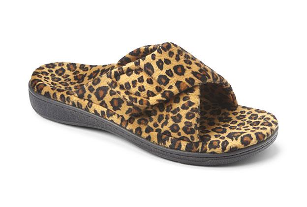 Relax Tan Leopard