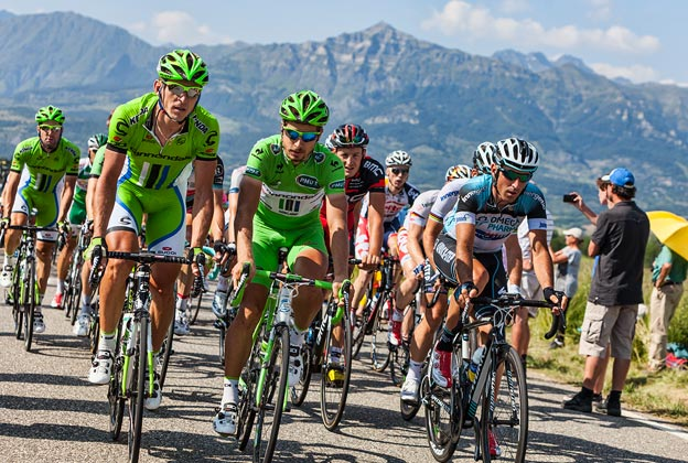 Sports Podiatry - Cyclists and feet