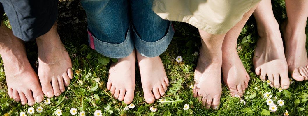 Family of feet - Podiatry Bundaberg