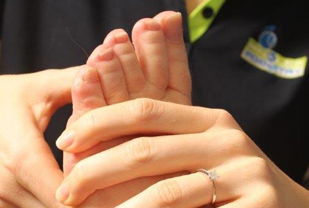 Foot treatment - podiatry