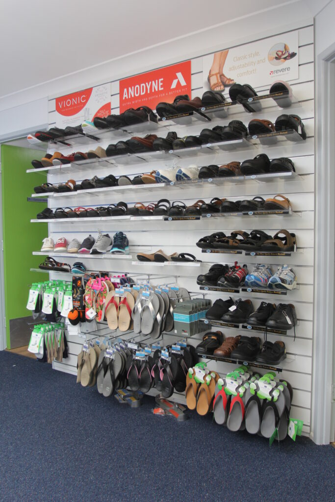 Wide Range of Quality Footwear Available